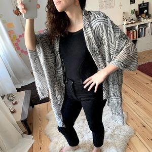 LARA BOHINC Modal-Cashmere Scarf XL